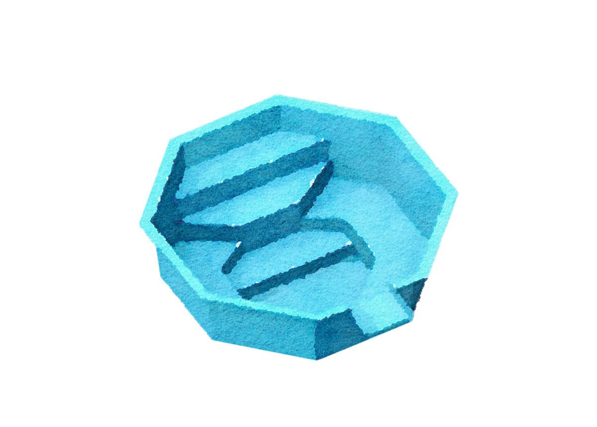 Placid Spillover